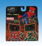 Marvel Minimates House of M Spider-Man and Scorpion