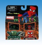 Marvel Minimates Spidergirl and Vault Guardsman