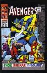 The Avengers #51