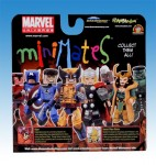 TRU Minimates Series 6 - Package Back
