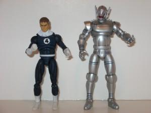 Secret Wars Mr. Fantastic and Ultron