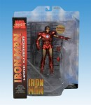 Marvel Select Iron Man Mark 4 Armor