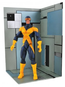 Marvel select X-Factor Cyclops Variant