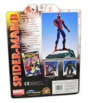 Marvel Select Spider-Man Cardback