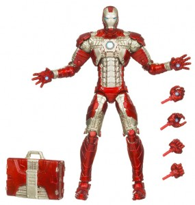 Iron Man 2 - Mark V - with suitcase
