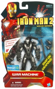 Iron Man 2 - War Machine - in package