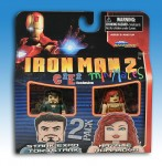 Iron Man 2 C2E2 Exclusive Minimates Front