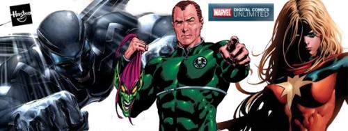 Marvel Universe Digital Comics Exclusive Choices