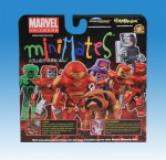 Marvel Minimates TRU Wave 7 Package Back
