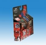 Marvel Minimates TRU Wave 7 Crimson Dynamo and Silver Centurion Iron Man Package Side