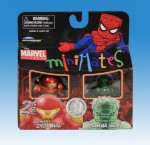 Marvel Minimates TRU Wave 7 Hulkbuster Iron Man and Gamma Hulk