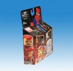 Marvel Minimates TRU Wave 7 Neo Classic Iron Man and Stilt Man Package Side