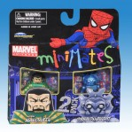 Marvel Minimates Series 36 Modern Mandarin and Dreadnought