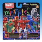 Marvel Minimates Series 36 Package Back