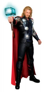 Thor Concept Art - Chris Hemsworth - 01