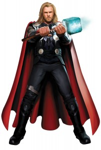 Thor Concept Art - Chris Hemsworth - 02