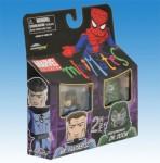 Marvel Minimates TRU Wave 8 Mr. Fantastic Dr. Doom Side