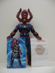 Galactus with SHRA Card and Fury File