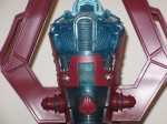 Galactus Head Back Closeup