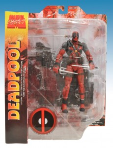 Marvel Select Deadpool Package Front