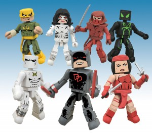 Marvel Minimates Series 38 Group