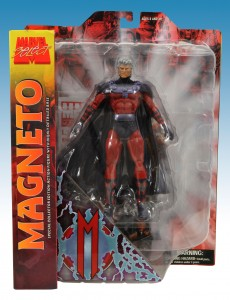 Marvel Select Magneto without Helmet Variant