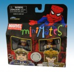 TRU Marvel Minimates Series Nine Cannonball and Shatterstar