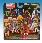 TRU Marvel Minimates Series Nine Package Back