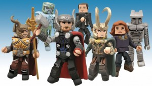 Marvel Minimates Series 39 Thor Movie