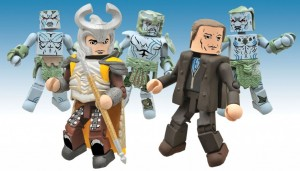 Thor Movie Single-Packed Minimates