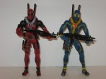 Deadpool and Variant X-Men Deadpool