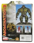 Marvel Select Abomination Back