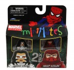Marvel Minimates Series 38 White Tiger and Hand Ninja