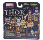 Toys R Us Thor Minimates Package Back