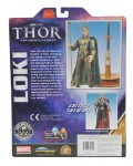 Marvel Select Loki Package Back