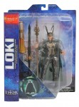 Marvel Select Loki Package Front