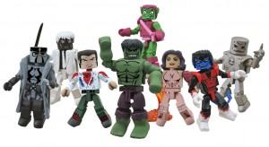 Marvel Minimates TRU Wave 11