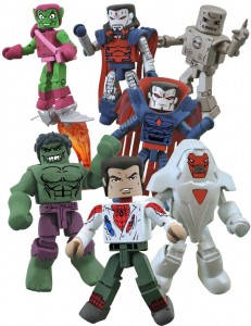 Marvel Minimates Wave 41