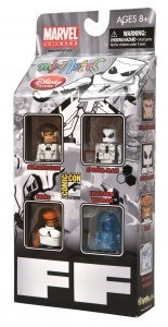 Marvel Minimates Future Foundation Box Set Exclusive - Front