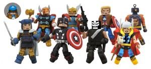 Marvel Minimates TRU Series 12