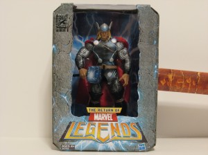 SDCC 2011 Marvel Legends Thor Exclusive 02