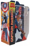Disney Store Exclusive Marvel Select Captain America Side