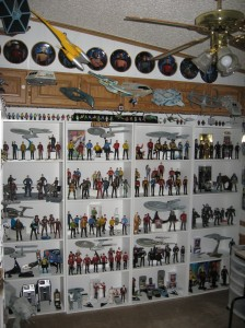 Sci-Fi Display Room