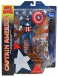 Disney Store Marvel Select Captain America