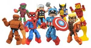 Best of Marvel Minimates Series One