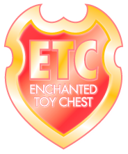 Enchanted Toy Chest Logo