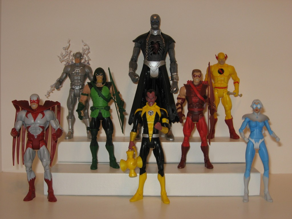 DC Universe Classics Wave 20 Group