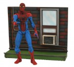 Marvel Select Amazing Spider-Man with base