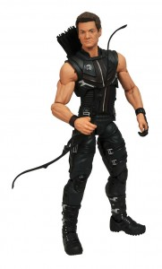 Marvel Select The Avengers Hawkeye