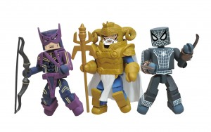Marvel Minimates Fear Itself The Mighty Box Set